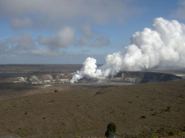 volcanoes natl pk
