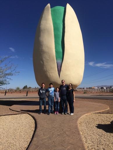 Who's the biggest nut? PistachioLand in Alamogordo, NM