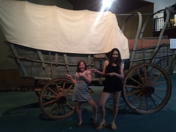 Wagon trains- GOING WEST