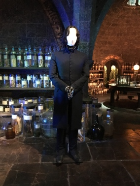 Welcome to Potions lessons