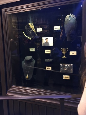 Voldemort's Horcrux collection